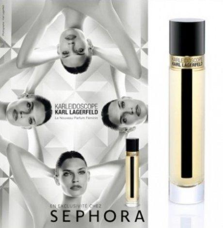 Piacra dobták Karl Lagerfeld parfümjét