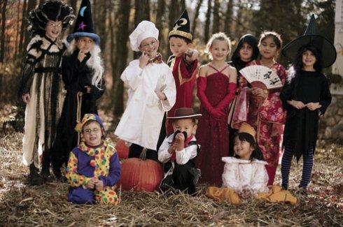 Mit játszunk Halloween-partin a gyerekekkel?