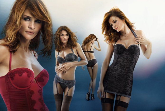 Triumph Essence – The Luxury Collection Helena Christensen és a luxus érintése