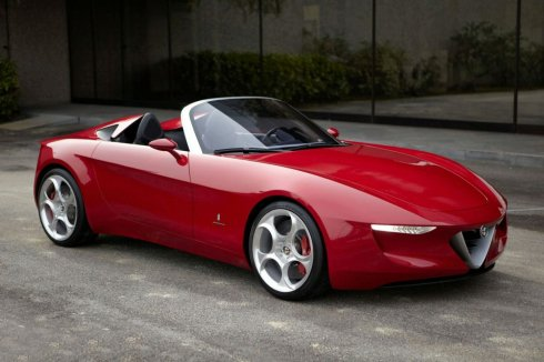 Az Alfa Romeónak is kell egy MX-5