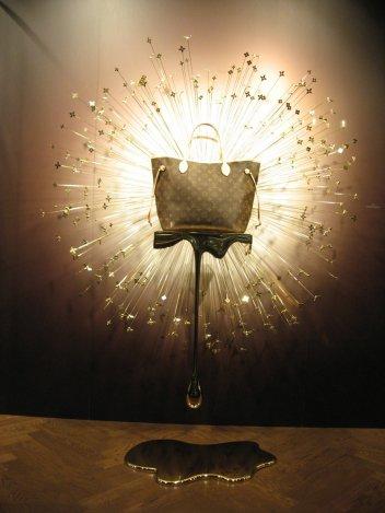 Óh...azok a csodálatos Louis Vuitton kirakatok!