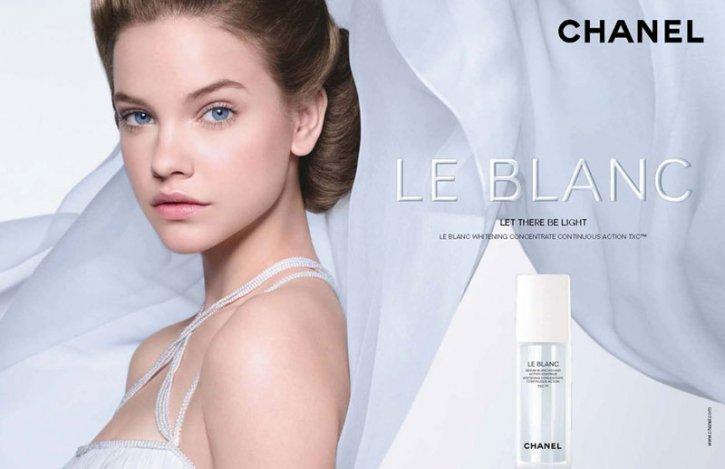 Palvin Barbara a Chanel Le Blanc arca
