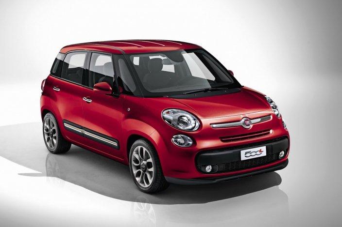 Megszületett az új Fiat 500