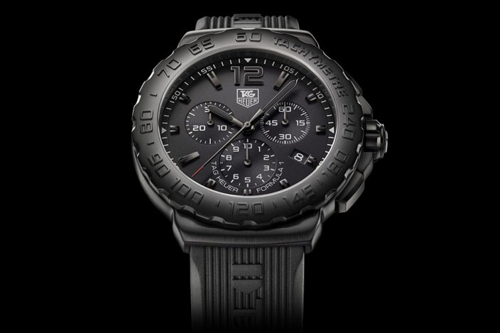 Tag Heuer Formula 1 Stealth Watch karóra