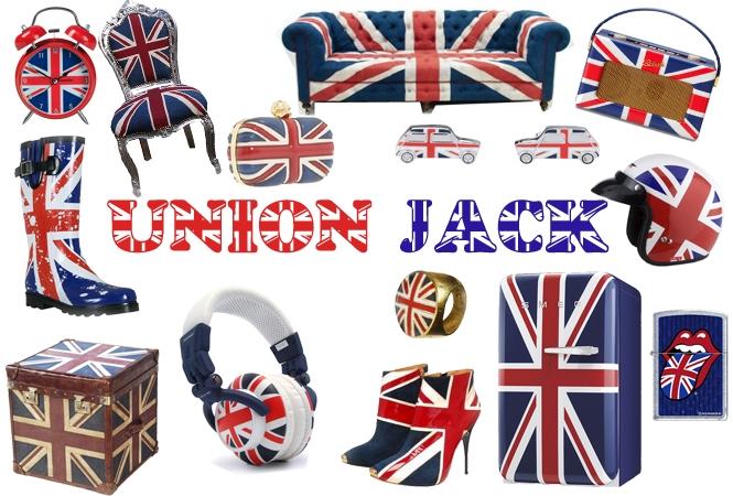 Brit mánia - Union Jack mindenhol
