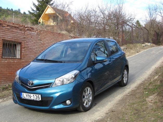 Teszt: Toyota Yaris 1.4 D-4D Active – Randevú egy álommal