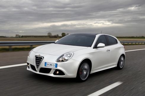 Új motort kap az Alfa Romeo Giulietta