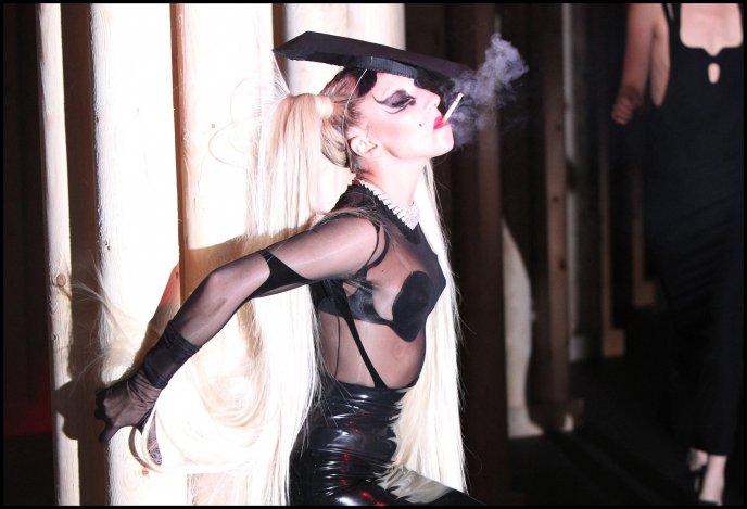 Lady Gaga színésznőnek áll