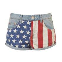 0272a1496d Amerikai zászló csillagok farmer fesztivál gardrób usa vintage