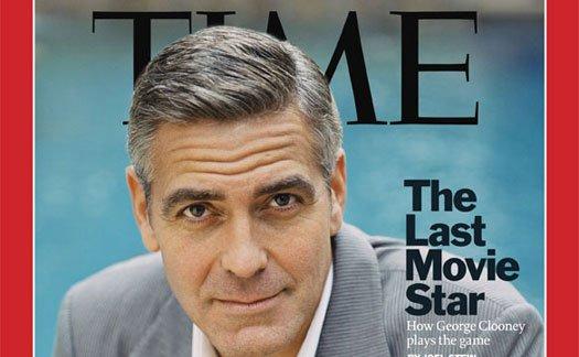 George Clooney! Az utolsó filmcsillag!