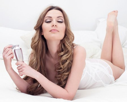 Parfüm helyett testpermet