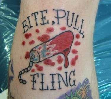 A legmarhább tetoválások