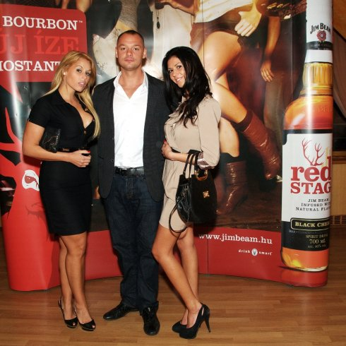 Jim Beam Launch Party