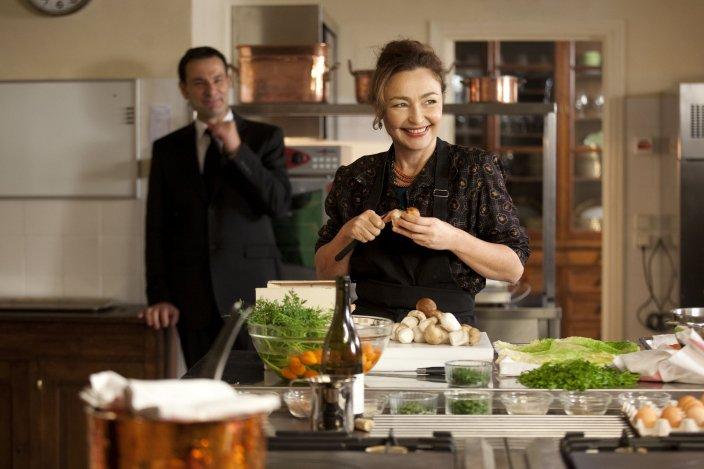 A köztársasági elnök szakácsnője mától neked főz