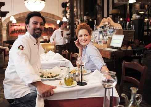Orosz Barbara a konyhai párterápiára esküszik