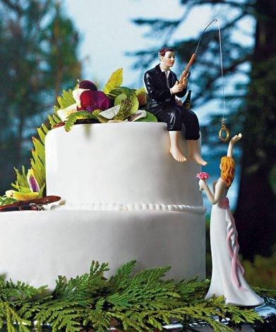 Pompás esküvői torták