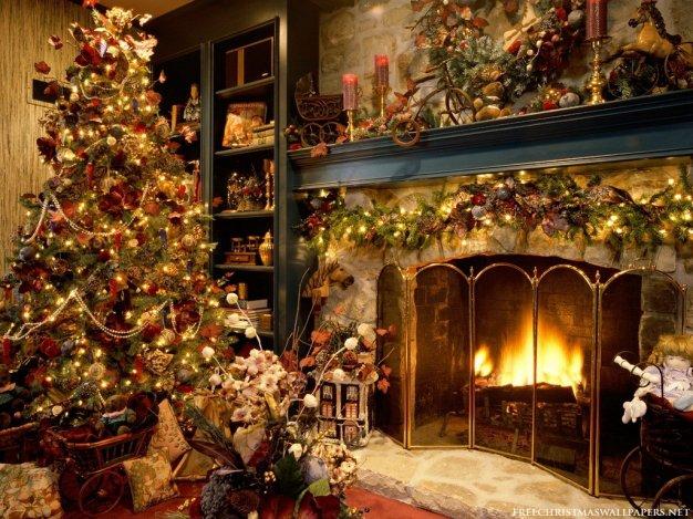 A világ legszebb karácsonyfái