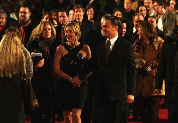 DiCaprio kísérte az oltárhoz Kate Winsletet