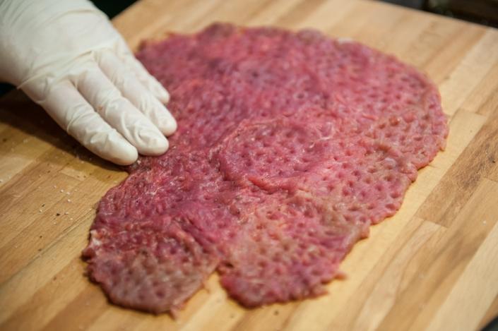 Süsd meg életed rántott húsát!