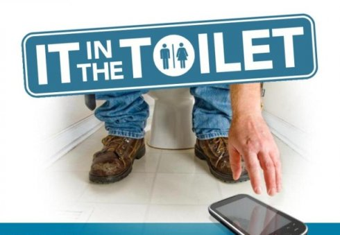 WC-ben mobilozik a magyar