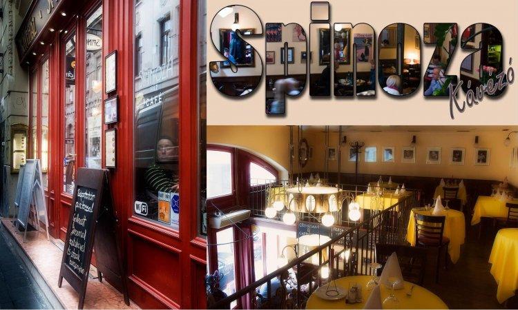 Kávéházi körkép - Spinoza Kávéház