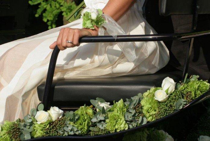 Védőbeszéd az esküvői virágért