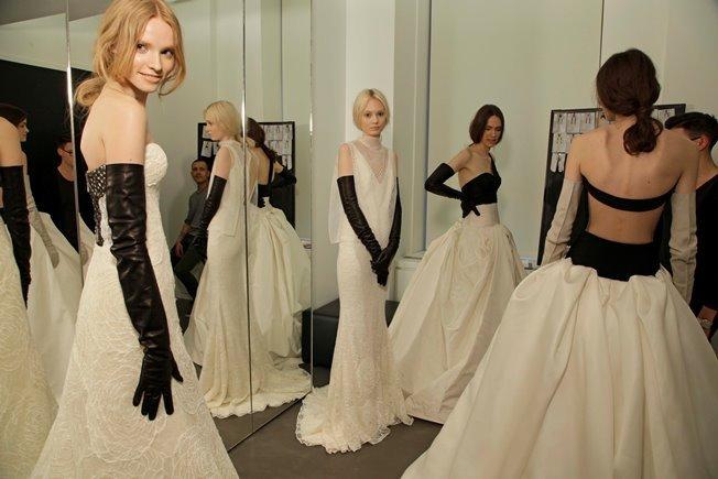 Vera Wang: álom luxuskivitelben