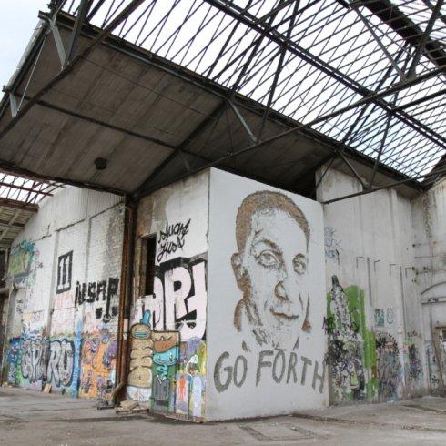Irány Berlin a Levi's-sel