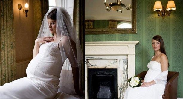 Esküvői készületek áldott állapotban
