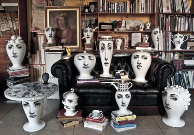 A hét designere: Piero Fornasetti