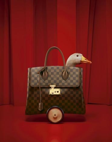 Exkluzív bepillantás a Louis Vuitton téli kollekciójába