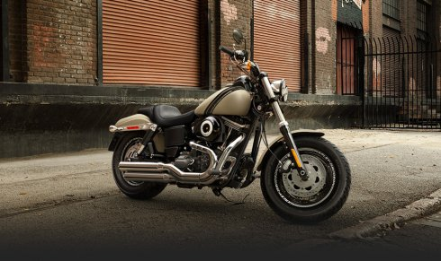 Elvittük egy körre a Harley 2014-es Fat Bobját