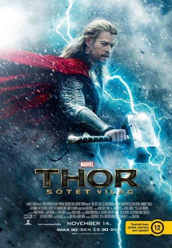 Thor – vizuális thornádó