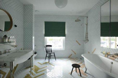 Hangulatos fürdőszobák