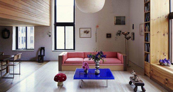 Manhattani loft lakás