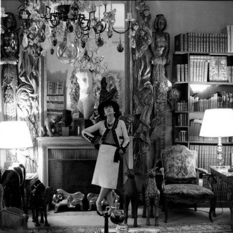 Coco Chanel apartmanja