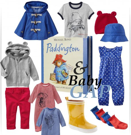 Paddington & Baby GAP