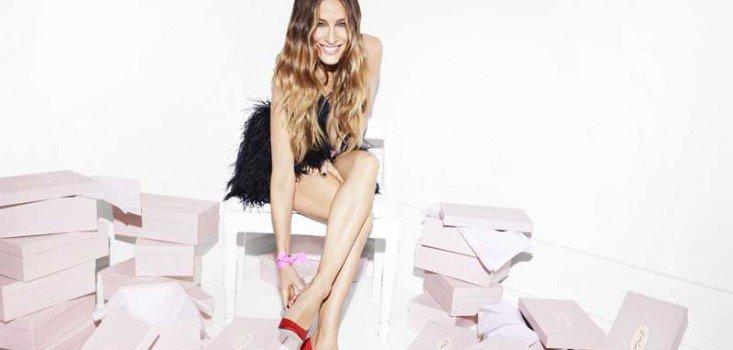 Egy cipőben Sarah Jessica Parkerrel