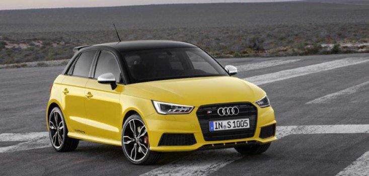 Az új Audi S1 és Audi S1 Sportback