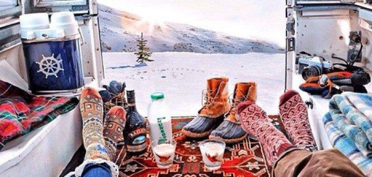 Utazási tippek télre, gyerekkel