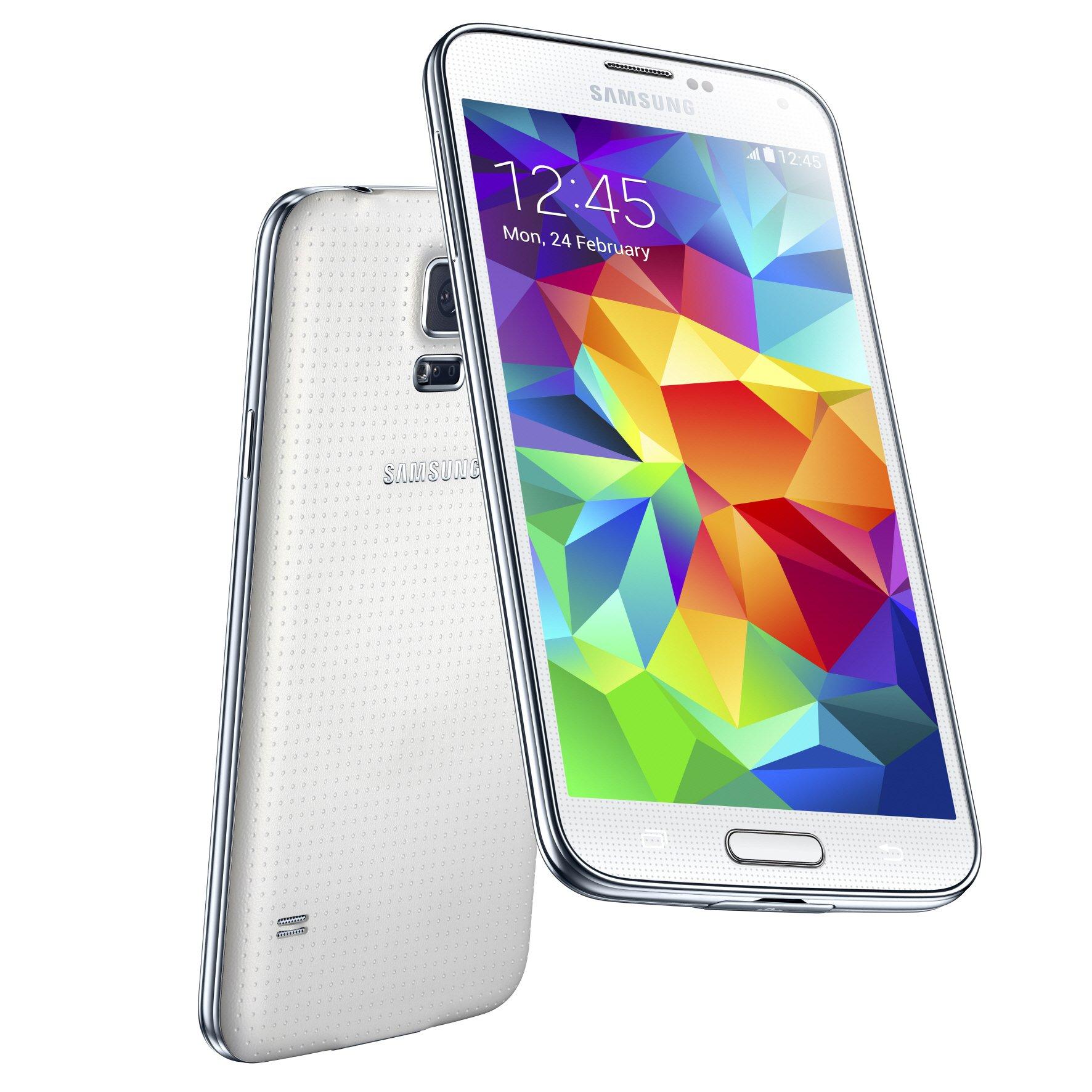 Samsung legújabb okostelefonja, a Galaxy S5