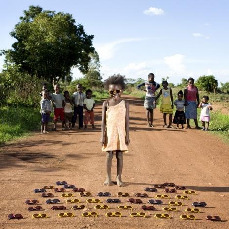 Elképesztő fotók gyerekekről a világ minden tájáról