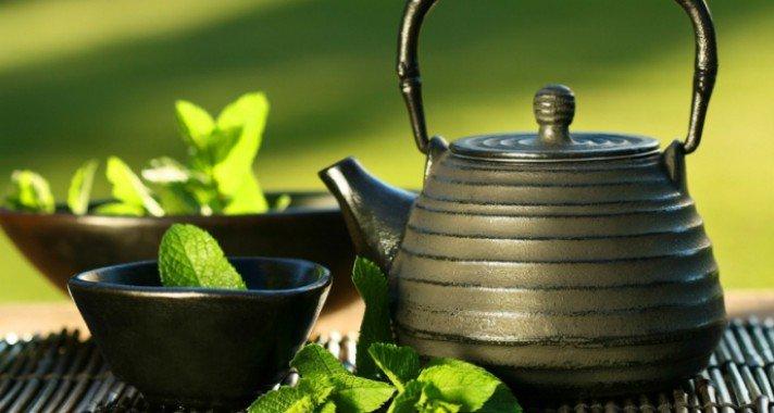 A jótékony zöld tea