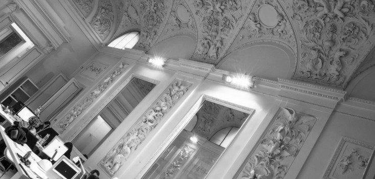 Iroda a palotában