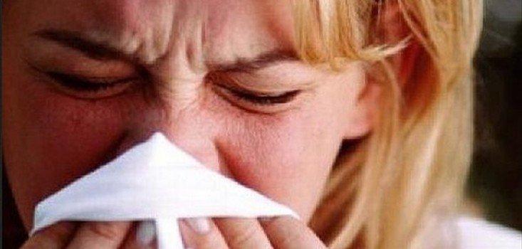 Pollenekcéma és tünetei
