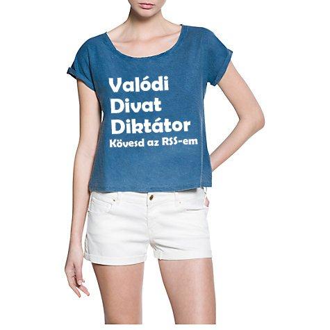 ebe98d505f Ha a pólófelirataid magyarul lennének