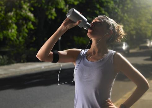 Milyen a modern víztárolás sportoláshoz?