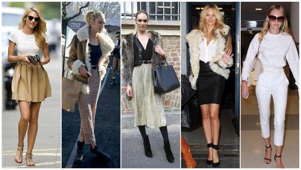 Így öltöznek a Victoria's Secret modellek a hétköznapokban