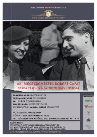 A nő, aki megteremtette Robert Capát