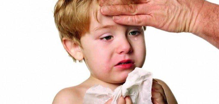 Allergia miatt is lehet beteges a gyermek